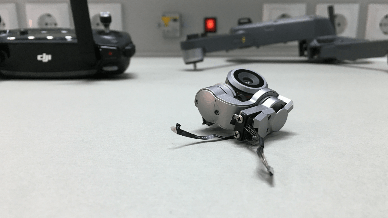 Ремонт екшн камер та підвісів