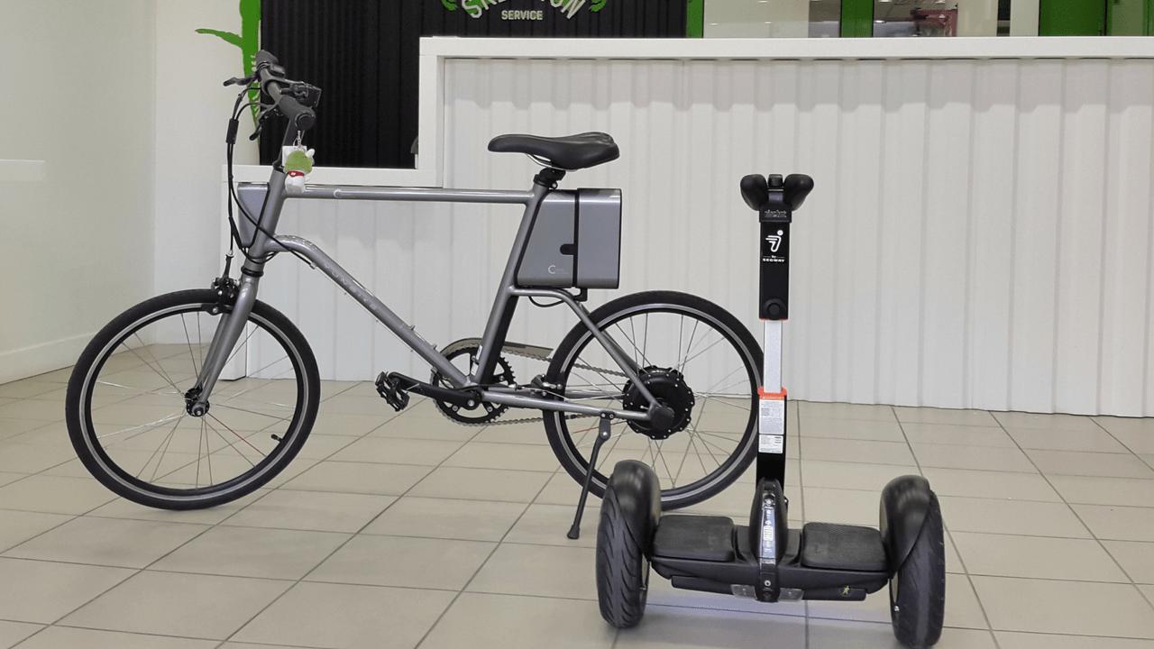 Ремонт електровелосипедів