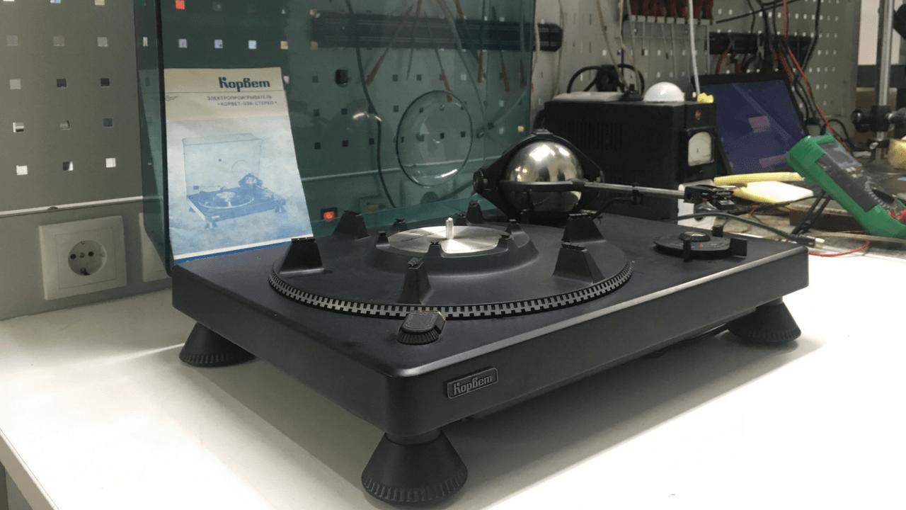 Ремонт вінтажної аудіотехніки