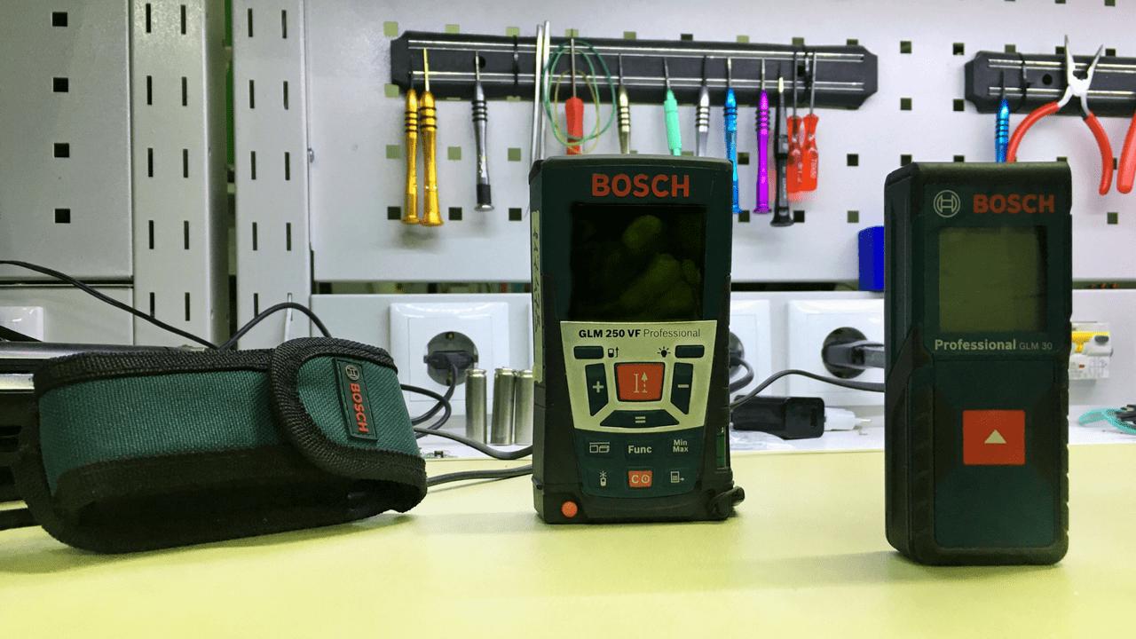 Ремонт лазерных уровней