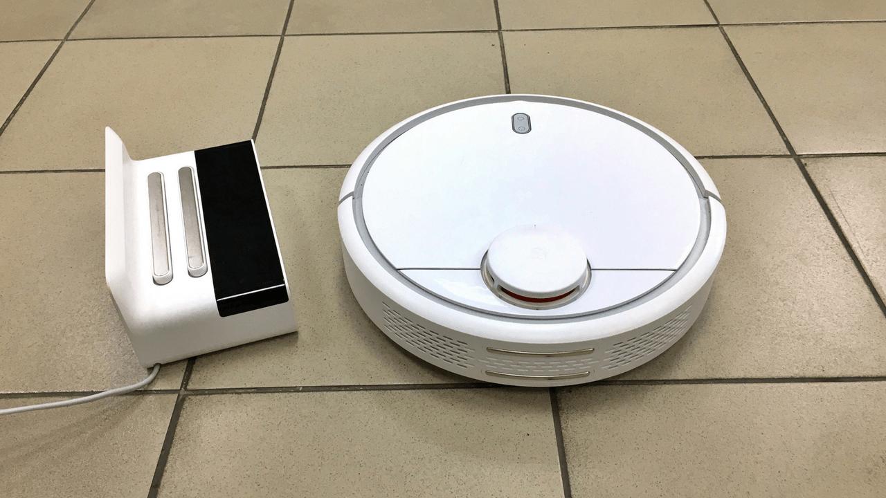 Ремонт роботов-пылесосов